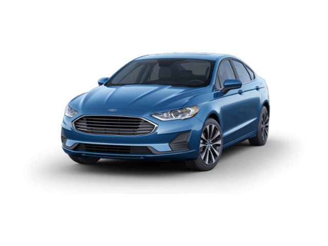 New 2019 Ford Fusion SE Sedan Casper, WY